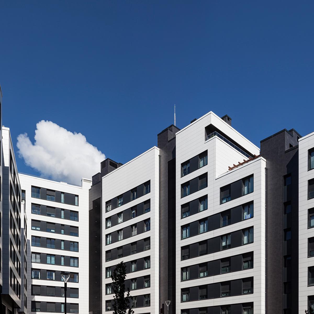 Viviendas en Donostia- San Sebastián; Bieme arquitectura 2020.